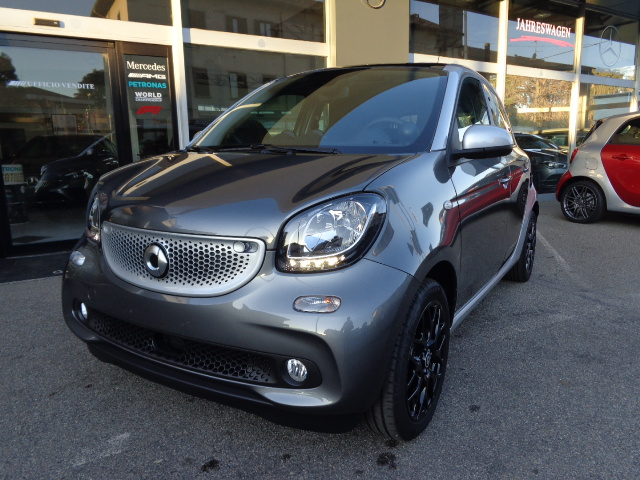 smart forFour 70 1.0 twinamic Passion PACK SPORT/NAVI/FULL!!!