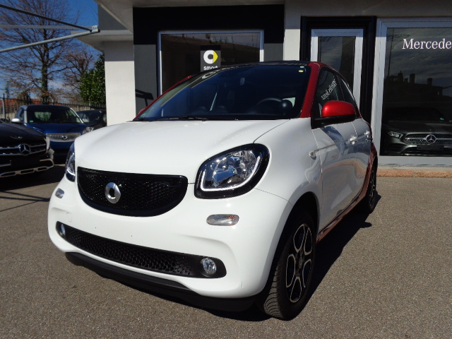 smart forFour 70 1.0 twinamic Prime TETTO APRIBILE/TRIDION RED