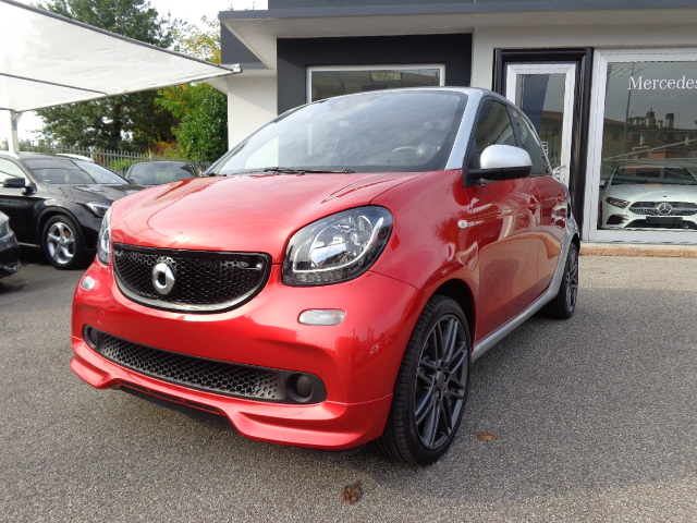 smart forFour 90 0.9 Turbo twinamic Passion PACK BRABUS