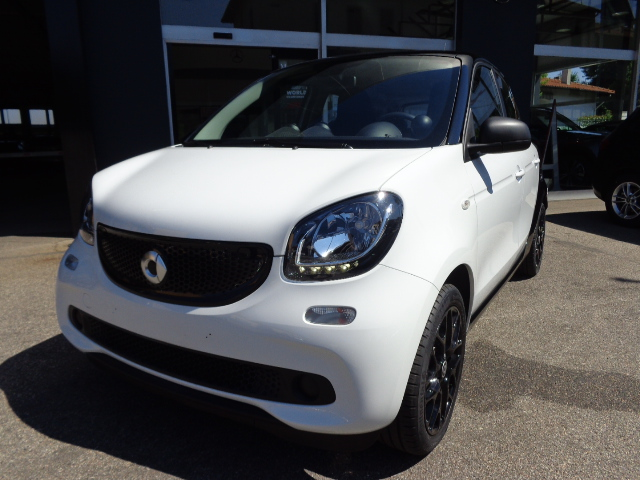 smart forFour 90 0.9 Turbo twinamic Passion PACK SPORT/ FULL!!!