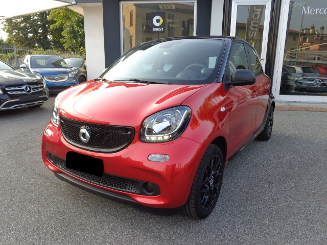 smart forFour 90 0.9 Turbo twinamic Passion PACK SPORT/CERCHI 16
