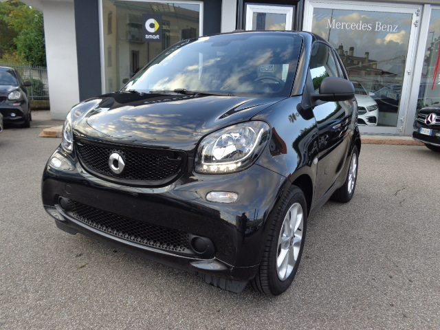 smart forTwo 70 1.0 twinamic cabrio Passion PACK CONFORT