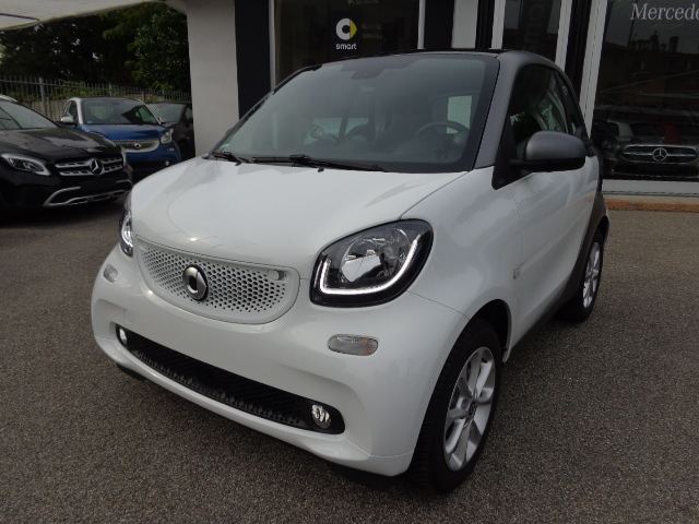 smart forTwo 70 1.0 twinamic Passion TRIDION OPACO/FULL!!!