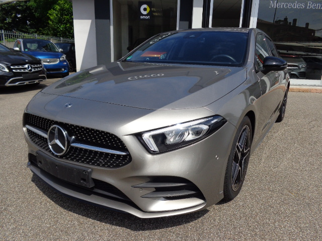 Mercedes-Benz A 220 Automatic Premium AMG LINE Luci64 colori/PackNight