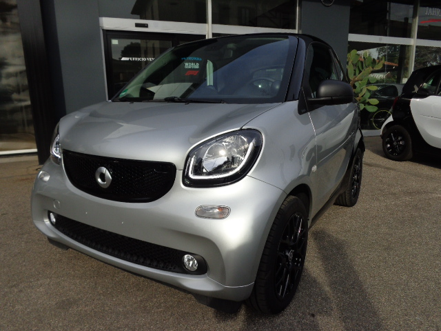 smart forTwo 90 0.9 Turbo twinamic Passion PACK SPORT