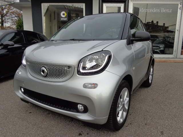 smart forTwo 70 1.0 twinamic Passion PACK CONFORT,FARI LED