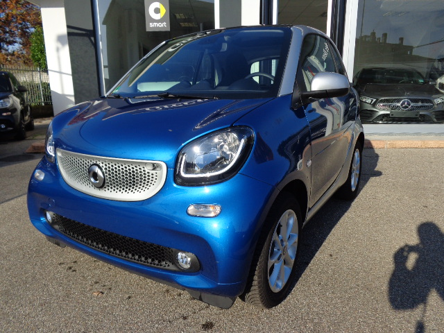 smart forTwo 70 1.0 twinamic Passion LED/PACK CONFORT